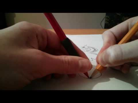 How to become ambidextrous!