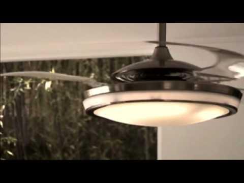 Hunter 59085 Fanaway Ceiling Fan video