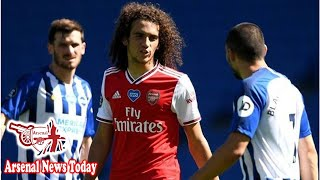 Arsenal boss Mikel Arteta issued Matteo Guendouzi warning after FA Cup snub - news today