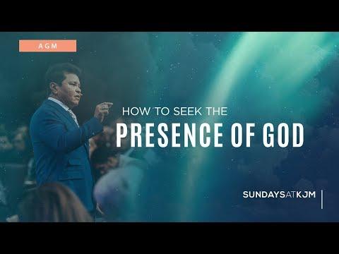 How to Seek the Presence of God - Apostle Guillermo Maldonado | March 25, 2018