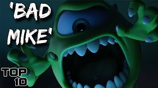 Top 10 Scary Pixar Theories - Part 2