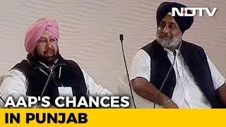 Amarinder Singh, Sukhbir Badal On The Battle For Punjab