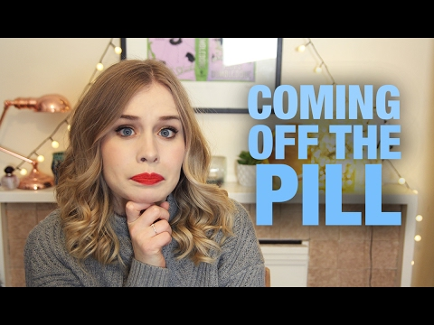 Coming Off The Pill (After 7 Years)