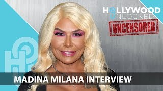 "Madina Milana talks Friendship With Wendy Williams & ""GUHH"" on Hollywood Unlocked [UNCENSORED]"