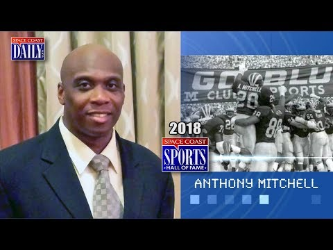 Anthony Mitchell: 2018 Space Coast Sports Hall of Fame