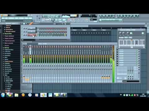 Uplifting Trance Tutorial - Basic Kick and BASS by Air Night
