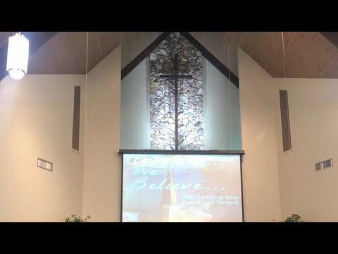 Tôi tin Đức Chúa Trời- I believed in God -Mục sư Nguyễn Hoài Nhơn- HT Orlando