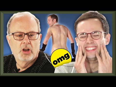 Fathers React To Extreme Try Guys