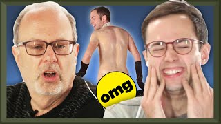 Fathers React To Extreme Try Guys Videos • Fatherhood: Part 5