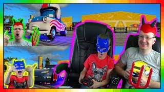 Cars 3 Driven To Win gameplay ★★ Fabulous Lightning McQueen Vs Mater the Greater ★★ David Vs Papa