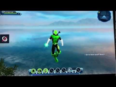 DCUO Dresden 7 Chest Briefings
