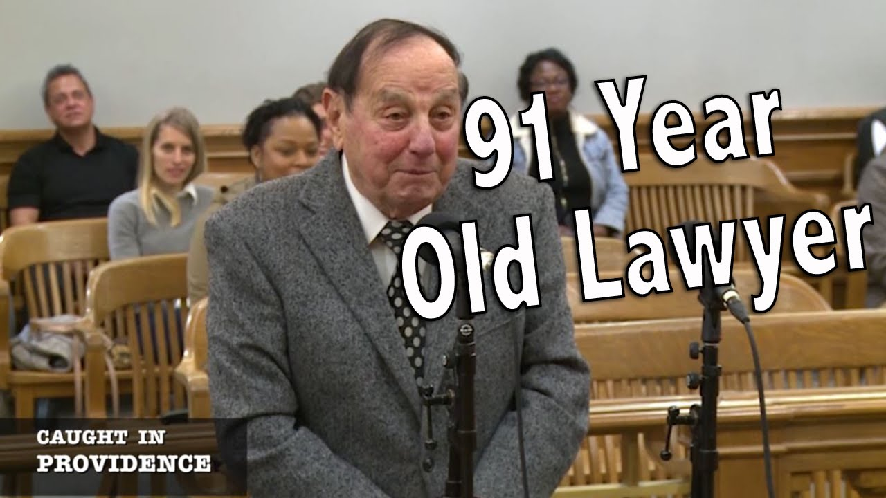The 91 Year Old Lawyer