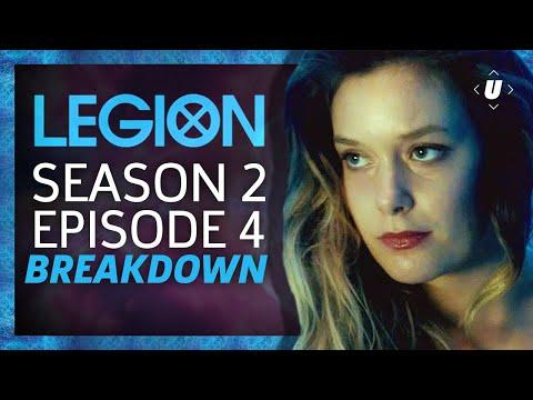 Legion Season 2: Episode 4 Breakdown!