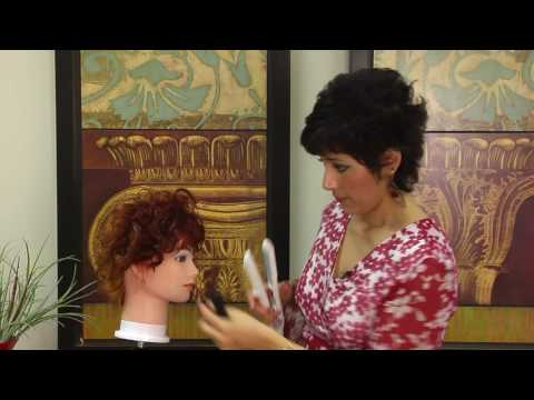 YT - Hair Care : Creating Texture for Curly Hair