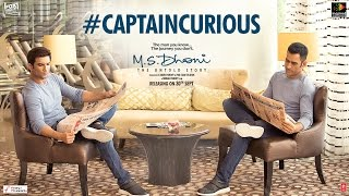 M.S.Dhoni - The Untold Story | Captain Curious | Special Video 1