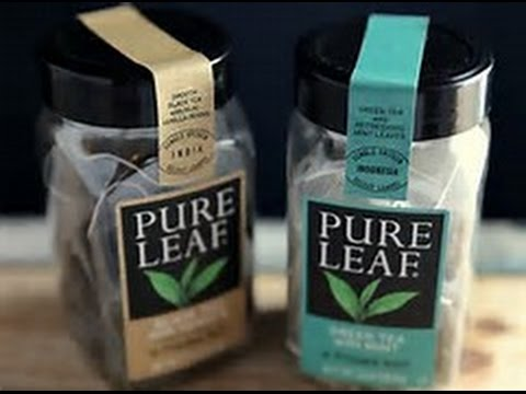 Influenster's FREE!!  PURE LEAF Tea by NueNew
