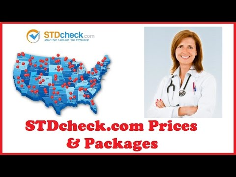 STDcheck.com Prices & Packages