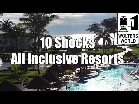 All Inclusive Resorts - 10 SHOCKS of All Inclusive Resorts S5:E1