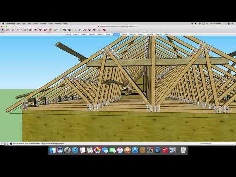 Truss Blocks and Interior Web Bracing