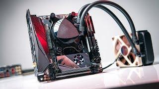12 Cores on ITX - X570-I Aorus ft. 3900X