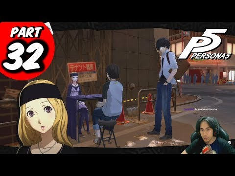 PERSONA 5 - PART 32 - POST Kaneshiro Arc: Waiting for the confession