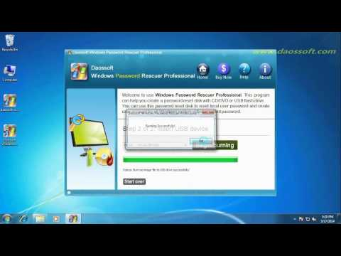 Remove Windows 8 Admin Password to Enter Welcome Screen