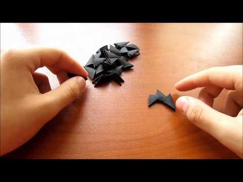 3D Origami Bloopers #2