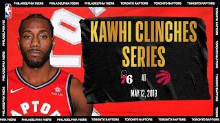 2019 NBA Playoffs Round 2 | Game 7: Philadelphia 76ers @ Toronto Raptors #NBATogetherLive