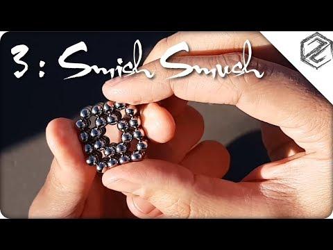 Magnet Pinch Fidget - Zen Magnets or Buckyballs