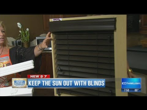 Home Depot Debbie: Choosing blinds for your house