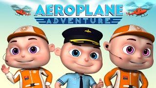 Zool Babies Adventure Episodes   Cartoon Animation For Children   Videogyan Kids Shows Kids Cartoons