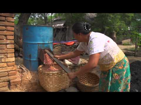 Poverty and hunger reduction in Myanmar - LIFT