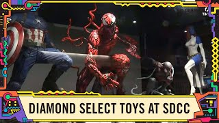 Download Marvel Toys in the Diamond Select Booth with Marvel at SDCC 2019! Video