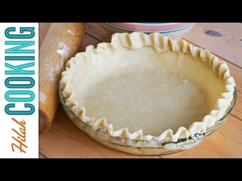 How to Make Pie Crust | Homemade Pie Crust | Hilah Cooking