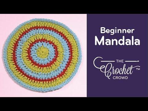 Crochet A Mandala for Beginners: Join & True Circle
