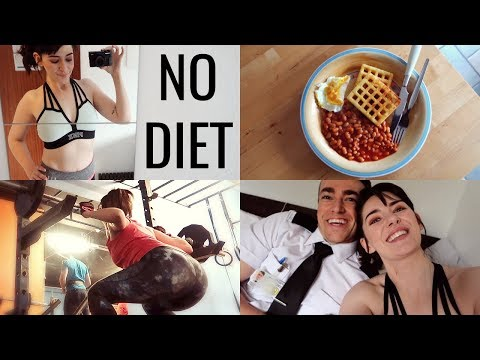 What I eat in a day (at home/NO diet) & my workout! | Food Diary Friday | Melanie Murphy