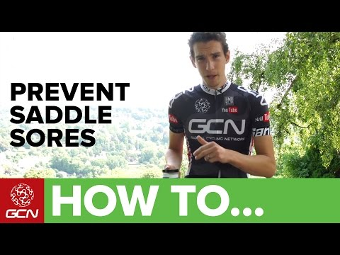 How To Prevent Saddle Sores