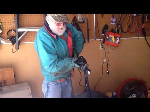 How to remove the leaf spring bushing outer sleeve in less than 5 minutes.