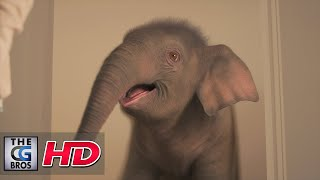 """CGI 3D Making of: """"Soak Elephant In The Room Spot"""" - by ABF Pictures"""