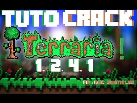 #1[TUTO]Cracker facilement Terraria 1.2.4.1 en 4 minutes ! :D