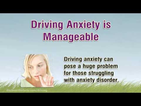 Anxiety While Driving | Discover Safe and Simple Ways to Relieve Driving Anxiety