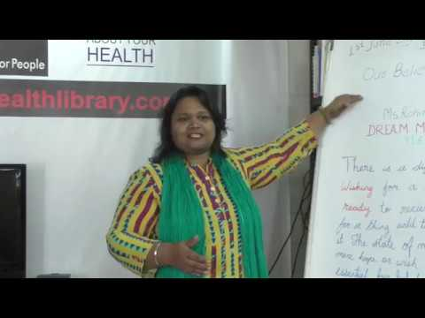 Our Belief System by Ms. Rohini Gupta Health  HELP TALKS