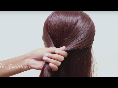 Simple & Quick hairstyles for girls | Easy hairstyles for girls | Hairstyle tutorials