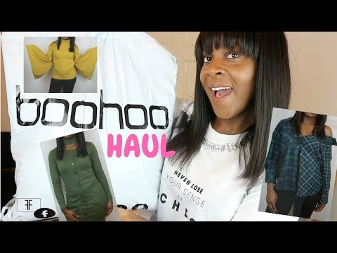 MASSIVE BOOHOO TRY ON HAUL 2017