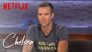 Pod Save America full Interview Chelsea Netflix