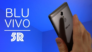 Blu Vivo 5R Review - $200 2017 Android Handset