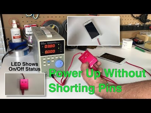 iPower Pro Power Line On/Off Switch for iPhone