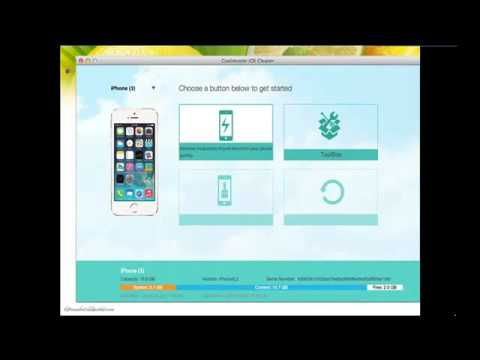 How to Clean App Cookies from iPhone 6/5/4 with Coolmuster