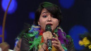 Paadam Namukku Paadam | 'Appangal embadum' song by Kasthoori | Mazhavil Manorama