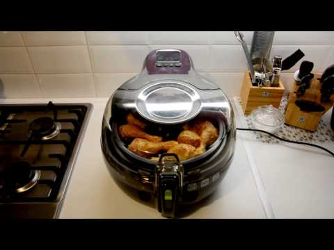 Tefal Actifry 2 in 1 Chicken Drumsticks Cooking